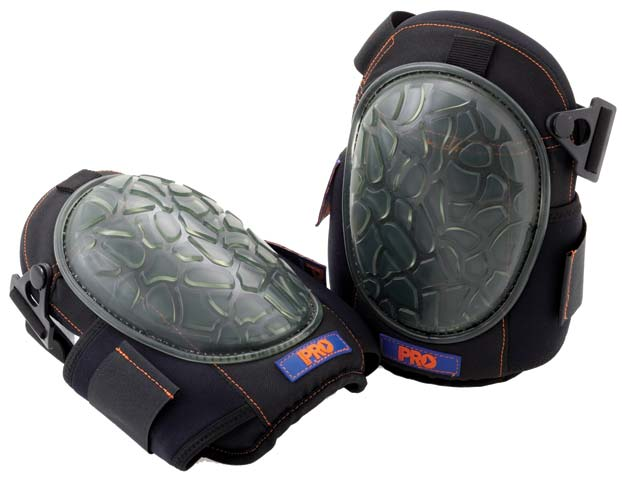 Knee Pads - ProChoice 'Turtle Back' Hard Shell