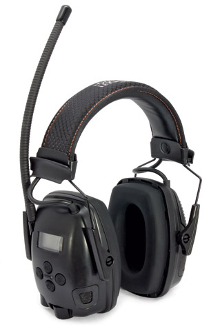 Earmuff - Headband Howard Leight Sync Electo FM Radio Digital Tuning (CL 5 - 26dB)