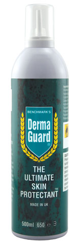 Barrier Cream - Derma Guard Mousse 500ml Aerosol