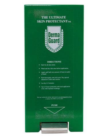 Wall Bracket - Dispnser suit 500ml Derma Guard