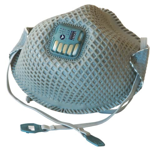 Respirator - Disposable ProChoice ProMesh P2 Valved Cone