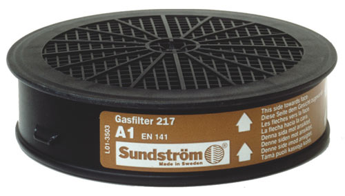 Filter - Sundström 217 Gas Filter A1