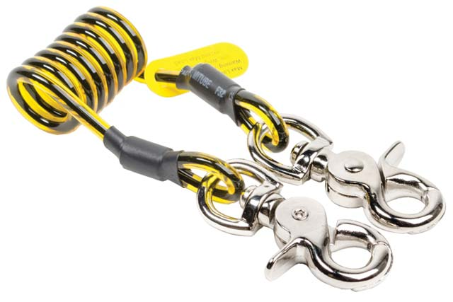 Tool Lanyard - Python Trigger 2 Trigger Coil Tether
