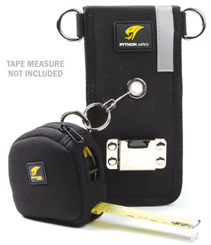 Tool Holster - Python Tape Measure Sleeve And Holster (Belt) With Retractor