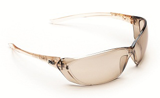 Spectacle - Brown Silver Flash ProChoice Richter MI AF/HC Lens