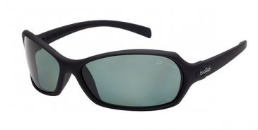 Spectacle - Polarised Green Bollé Hurricane Black Frame