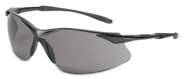 Spectacle - Smoke Grey Honeywell Chill HC Lens Gloss Black Frame