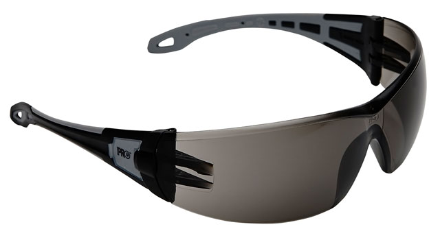 Spectacle - Smoke ProChoice The General MI AF/HC Lens Black/Grey Side Arms