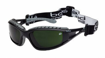 Spectacle - Welding SH5 Bolle Tracker 2 Black Frame
