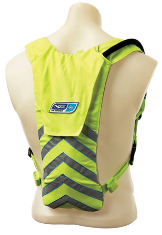 Back Pack - Hydration Thorzt 3.0L - HI VIS Yellow
