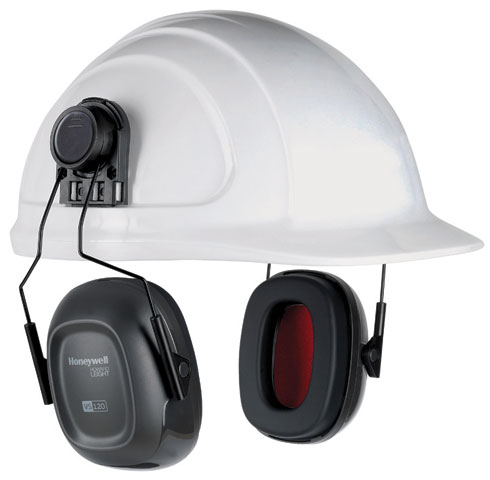 Earmuff - Cap Attachable Howard Leight VeriShield VS120 (CL 5 - 28dB)