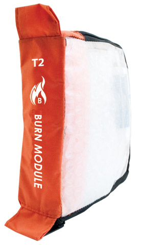 First Aid Kit Refill - Burn First Aid Works T2 Module