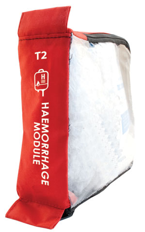 First Aid Kit Refill - Haemorrhage First Aid Works T2 Module