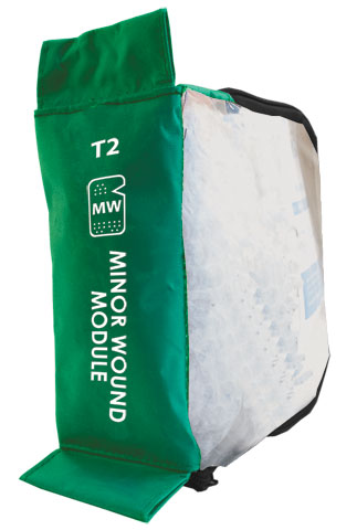 First Aid Kit Refill  - Minor Wound First Aid Works T3 Module