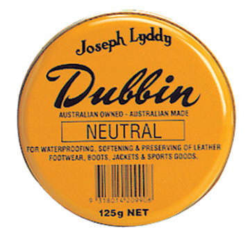 Leather Waterpoofer - Dubbin Josephy Lyddy Neutral 125G