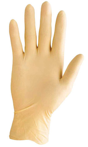 Glove - Latex Disposable Pro-Val 41007 Securitex PF Examination Powder Free Natural - XL