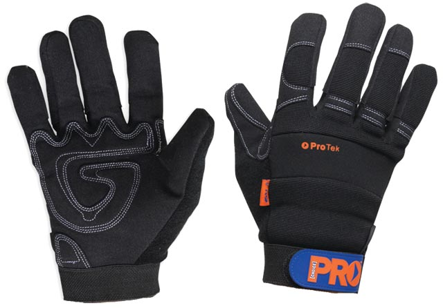 Glove - Leather Synthetic ProFit 'Grip' Reinforced Palm - 3XL