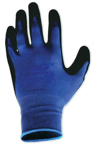 Glove - Latex ProSense Black Panther Stretch Nylon Knit - 11
