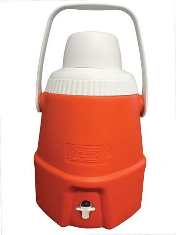 Cooler - Thorzt 5L with Tap - HI VIS Orange
