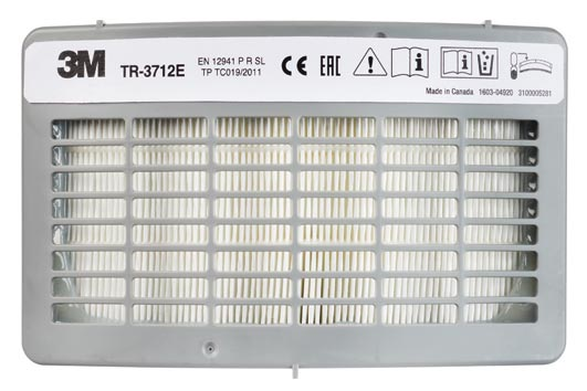 Filter - P3 3M TR-3712E for Versaflo TR-300 Series PAPR