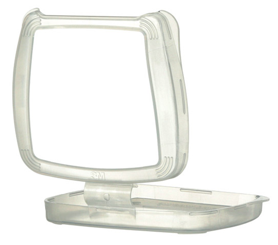 Filter Retainer -  3M Secure Click D701 for 3M 800SD Series Pad Filters (D7925 & D7935)
