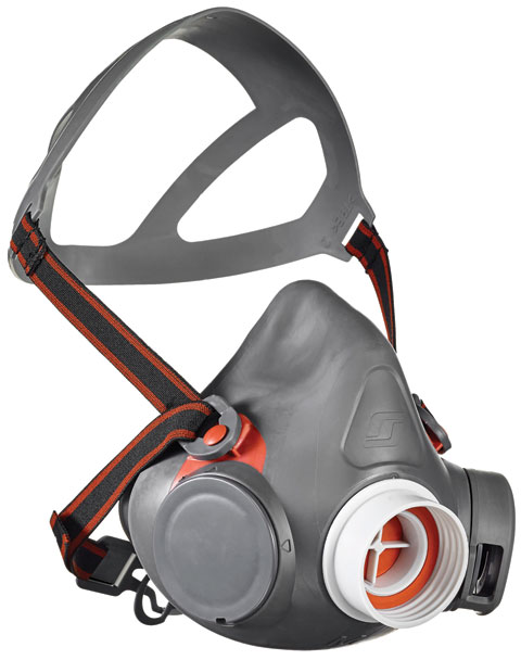 Respirator - Half Face TPE 3M AVIVA40 Single Filter for use with PRO2000 Filters - S