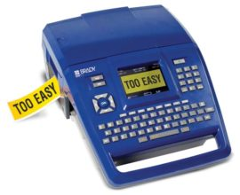Label Printer Kit - Brady BMP71 c/w Labelmark Software