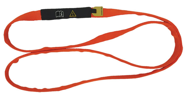 Anchor Strap - Round Webbing DBI-Sala 1003583 Connection Strap 25mm Web 15kN - 1.2M