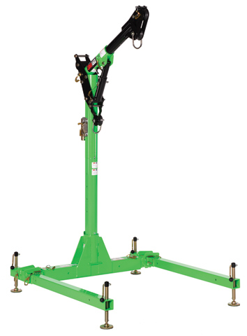 Davit Hoist System - High Capacity 3M DBI-Sala 8000132 5 Piece Short Reach