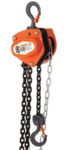 Lifting System - Chain Block LinQ Essential Commercial 1 Tonne - 3.0M