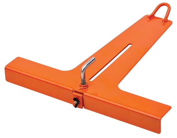 Roof Anchor - T Bar LINQ Metal Roof Applications