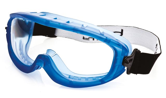 Goggle - Clear Bolle Atom Splash/MI Platinum AS/AF Lens Indirect Vents Top/Bottom