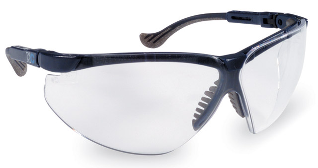 Spectacle - Clear Honeywell XC Blue Frame AF Lens