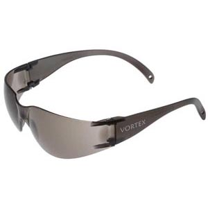 Spectacle - Smoke VisionSafe Vortex HC Lens Grey Frame
