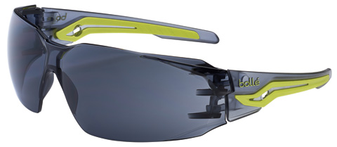 Spectacle - Smoke Bolle Silex Black/Green AS/AF Lens