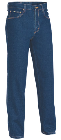 Jeans - Bisley Cotton Denim 13.75oz Rough Rider Blue - 132S