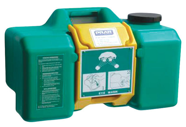 Eye Wash - Portable Pratt Gravity Fed - 35L