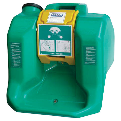 Eye Wash - Portable Pratt Gravity Fed - 55L