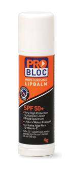 Sunscreen - ProBloc SPF 50+ - Lip Balm Stick - 4gm