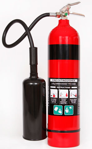 Fire Extinguisher - Fireworld CO2 5.0kg - BE
