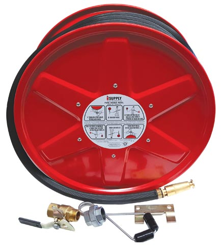 Hose Reel - Heavy Duty Fireworld - 36M