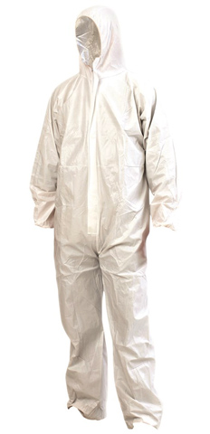 Overall - Disposable PP ProChoice SMS Triple Layer Type 5/6 White - 4XL