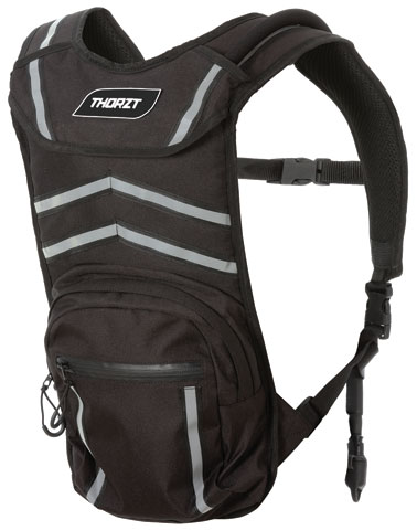 Back Pack - Hydration Thorzt Premium c/w V-Form Reflective Strips 2.0L - Black