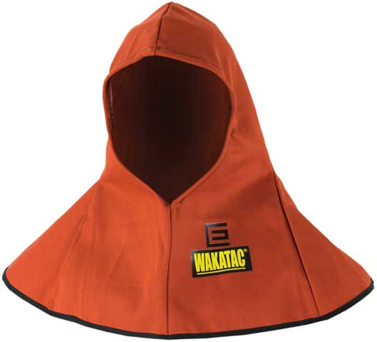 Hood - Proban 'Wakatac' Shoulder Length Draw String Closure