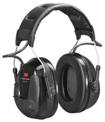 Earmuff - Headband 3M Peltor ProTac III Slim Level Dependent MT13H220A Headset (CL5 - 26dB)