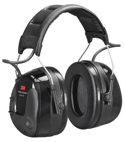 Earmuff - Peltor Headband ProTac III Standard Level Dependent MT13H221A Headset (CL5 - 26dB)