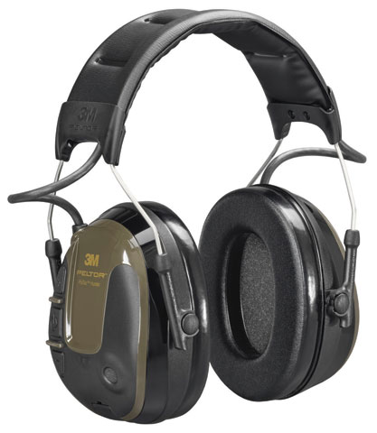 Earmuff - Peltor Headband ProTac Hunter MT13H222A Headset (CL5 - 26dB)