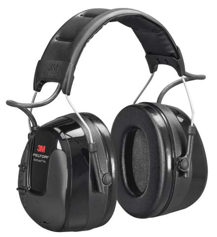 Earmuff - Headband 3M Peltor Worktunes Pro AM/FM HRXS221A Headset (CL5 - 32dB)