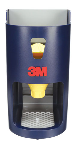 Earplug Dispenser - Empty 3M EAR ONETouch Pro Dispenser Unit (no plugs)