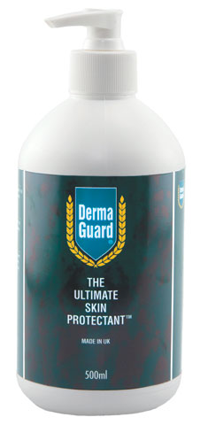 Barrier Cream - Derma Guard 500ml Pump